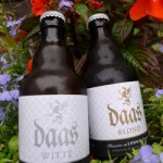 Daas Beers – Blonde (6.5%) and Witte (5%)