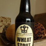 Crown Brewery – Wheat Stout (6.6%)