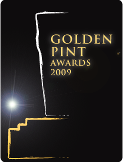 Golden pint awards