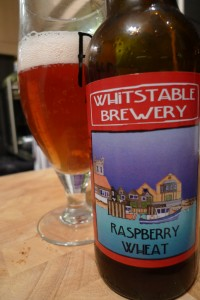 Whitstable Raspberry Wheat
