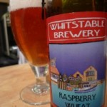 Beer Swap Beer #4 Whitstable Raspberry Wheat Beer (5.2%)