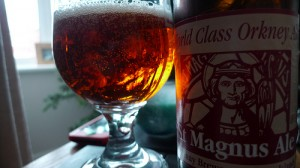 Highland Brewing Company - St Magnus Ale