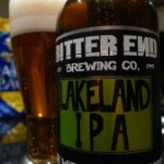 Bitter End Brewing Co – Lakeland IPA (5.5%)