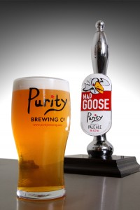 Purity Mad Goose Beer Review