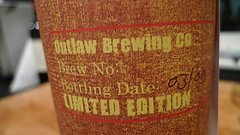 Roosters Outlaw Dead or Alive Beer Review