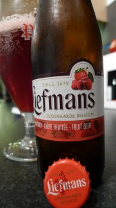 Liefmans fruit beer review