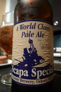 Highland Brewing Scapa Special Beer Review