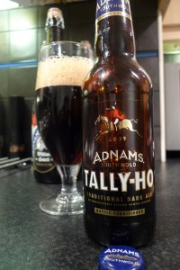 Adnams Tally-Ho Beer Review