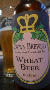 Crown Brewery Wheat Beer Review