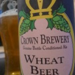 Crown Brewery – Wheat Beer (5.9%)