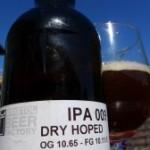 Beer Swap – Beer No 1: Bristol Beer Factory IPA 009 (6.8%)