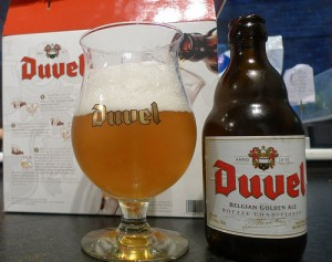 Duvel Gift set beer review