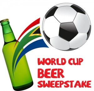 World Cup Beer Sweepstake