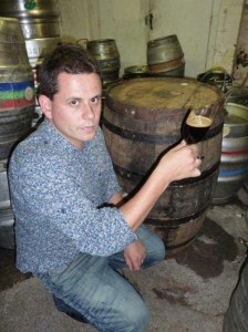 Dan Fox of the White Horse on beer reviews beer blog