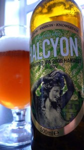 Thornbridge Halcyon 2009 crop beer blog