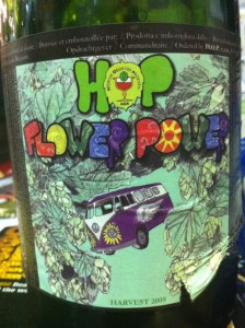 De Ranke Hop Flower Power on beer reviews beer blog