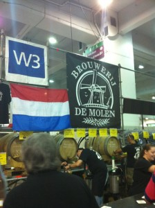 De molen beers at GBBF