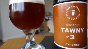 Marble Tawny No 3 on Beer Reviews Beer Blog