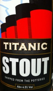 Titanic Stout on Beer Reviews Beer Blog