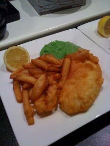 Beer Battered Fish and Chip Recipe on beer reviews beer blog