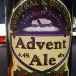 Hogs Back Advent Ale 4.4%