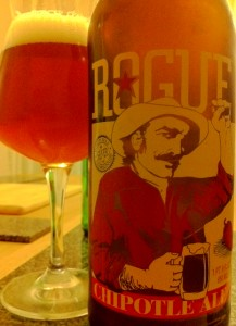 rogue chipotle beer on beer reviews beer blog