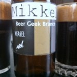 Mikkeller Beer Geek Brunch Weasel (10.9%)