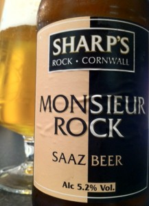 sharps monsieur rock beer review on beer blog