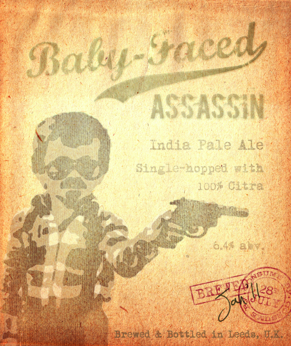Assassin Face a Baby-faced Assassin |
