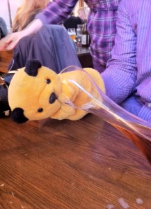 sooty loves kwak