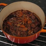 Cooking with Beer: Beef and Mushroom Casserole