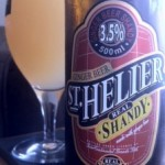 St Helier Ginger Beer Shandy (3.5%)