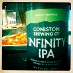 Coniston IPA and Jamie Oliver Sausage Stew