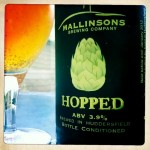 Mallinsons Hopped #3 (3.9%)