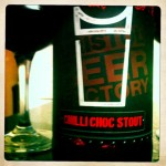 Bristol Beer Factory Chilli Choc Stout