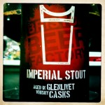 Bristol Beer Factory Imperial Stout aged in Glenlivet casks