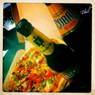 Beer Genie Beer and Pizza Pairing