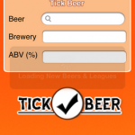 BeerTicker Tick Beer