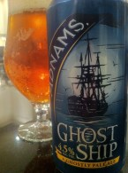 Adnams Ghost Ship in a Can