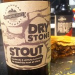 Hawkshead Dry Stone Stout Steak and Stilton Pie with Brodies Prime Export