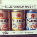 Sixpoint cans in Wetherspoons