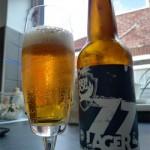 BrewDog: 77 Lager (4.9%)