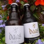 Daas Beers – Blonde (6.5%) and Witte (5%)