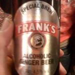 Frank's Alcoholic Ginger Beer (4.5%)