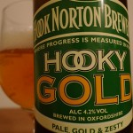 Beer Swap Test Beer #1: Hook Norton – Hooky Gold (4.2%)