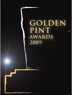Golden pint awards