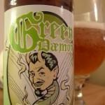 Beer Swap Beer #2 Hopdaemon Green Daemon Helles (5%)