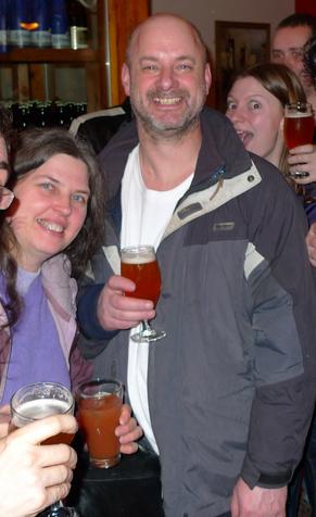 Woolpack Dave + Woolpack Ann