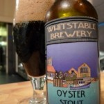 Beer Swap Beer #5 Whitstable Oyster Stout (4.5%)