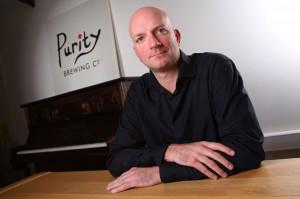 Paul Halsey of Purity Brewing Co